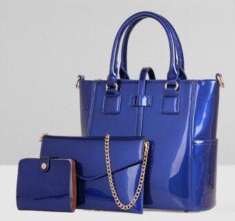 เวอร์ชั่นเกาหลีใหม่ของแพคเกจ PIP กระเป๋าถือ (อัญมณีสีฟ้า)