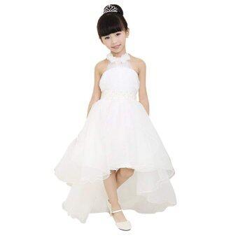 ประกวดสาวงานแต่งงานชุดเจ้าหญิงโปร่งขาว