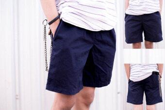 กางเกง สแลคเอวยืด (สีกรม)