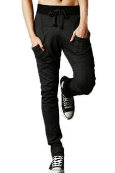 ได้แก่ เฉียวกางเกงฮาเร็มกางเกงกางเกงลำลองสันทนาการ (เทาเข้ม)