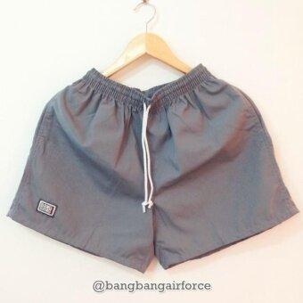 กางเกงแบงแบงของแท้ รุ่นใหม่ สีเทา