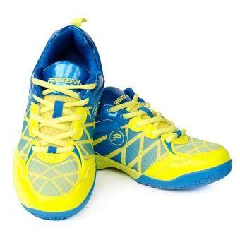 2561 PROTECH รองเท้าแบดมินตัน รุ่น Edge 1611-4 size 41(Not Specified)