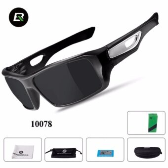 c587b3f658e ROCKBROS Polarized Bicycle Cycling SunGlasses Goggles EyewearSummer Winter  glasses Four Style(10078) - intl