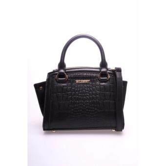 เปรียบเทียบราคา กระเป๋าถือแฟชั่น BAG1206R01SS-สีดำ