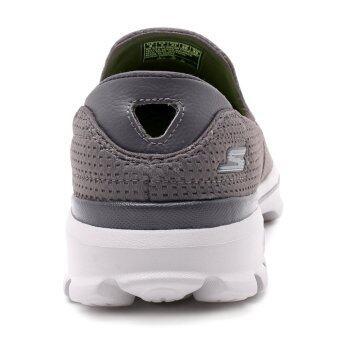 SKECHERS MEN รองเท้าผ้าใบ ผู้ชาย รุ่น GO WALK 3 - 54045GRY (GREY) - 4