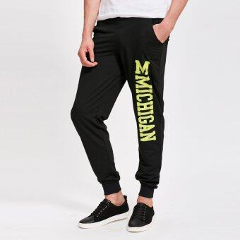 Stitch mens Michigan joggers (Black) (Intl)