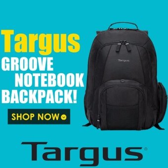 Targus Groove Notebook Backpack, Fits Laptop up to 16 Inches(CVR600) - intl