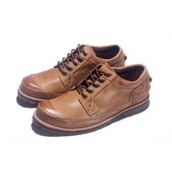 Harga Timberland Men's Waterproof Oxford Shoes EU39-44 - intl