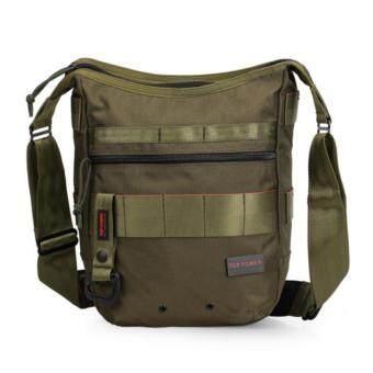 กระเป๋าสะพายข้างชาย American Fashion รุ่น6105 (Green)