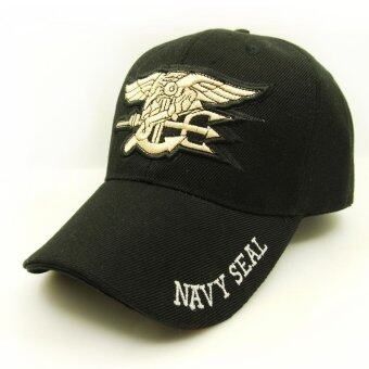 U.S Navy Seals Sealteam special wareare forces army military fanstroops uniform Adjustable Baseball Cap For Hardboiled Bronco - intl