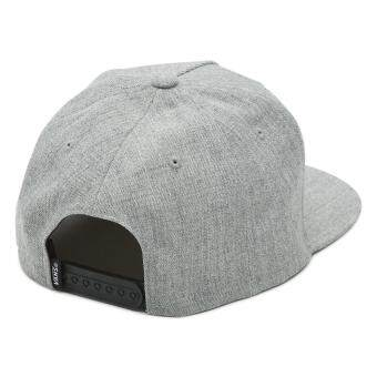 Vans หมวก FULL PATCH SNAPBACK HEATHER GREY
