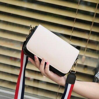 Wonderful Story กระเป๋าสะพายข้าง กระเป๋าสะพายสำหรับผู้หญิง รุ่น T39- (White)