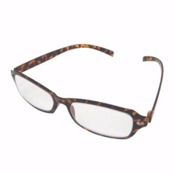 แว่นตา แว่นสายตา แว่นสายตายาว ดีไซด์ทันสมัย ยืดหยุ่นสูง ราคาถูก ประหยัด คุณภาพสูง [+1.50]