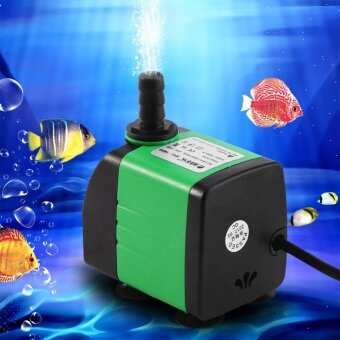 1Pc ABS Submersible Pump Fish Tank Aquarium Pond Fountain WaterPump (3W) - intl