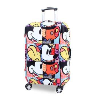 28-30 inch Travel Luggage Suitcase Protective Cover Bag - L - intl