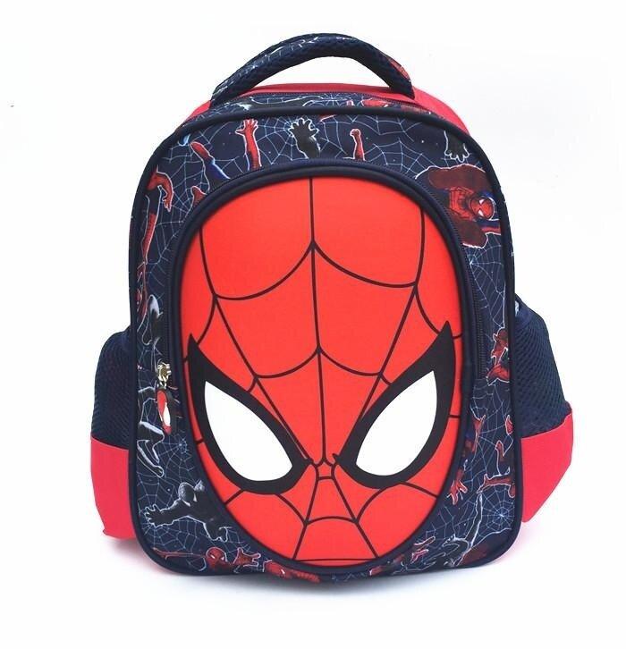 "909efe0745  3D Boy""s Canvas School Bag Kids Backpacks(Color Main Pic) – intl"