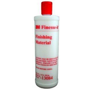 ซื้อ 3M Finesse-it Finishing Material PN 13084น้ำยาขัดลบรอยและขัดเงาสีรถ (ด้วยเครื่อง)