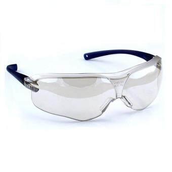 3M แว่นตานิรภัย Virtua Sport Asian Fit เลนส์โพลีคาร์โบเนต กันฝ้า ปรับแสงเข้มได้ กันกระแทก (สีเทา)