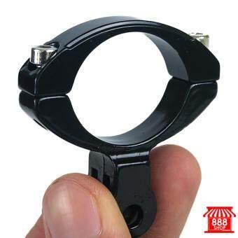 หูกระจกติดรถมอเตอร์ไซค์ ขนาด 5x6x2 ซม. (สีดำ) 8881326BK150