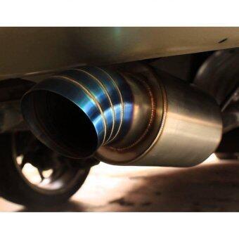 ปลายท่อรถยนต์ (สีไทเทเนียม) 84-racing (image 1)