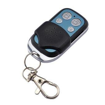 Harga A002-433 433MHz 4-Key Universal Anti-theft Remote Key for Car -Black - Intl