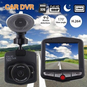 ADS Professional Accessories Camera Car A5 Interpolation High-definition 1080P Rravel Tape Recorder With Infrared Luminous Lamp - intl