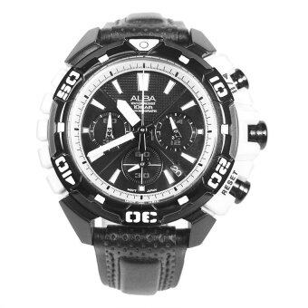 ALBA นาฬิกาข้อมือผู้ชาย รุ่น AU2021 (Black)