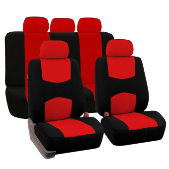 Allwinหน้ารถหลังรถผ้าคลุมเบาะรถยนต์เอนกประสงค์เก้าอี้ยานพาหนะอุปกรณ์ครอบ (image 4)