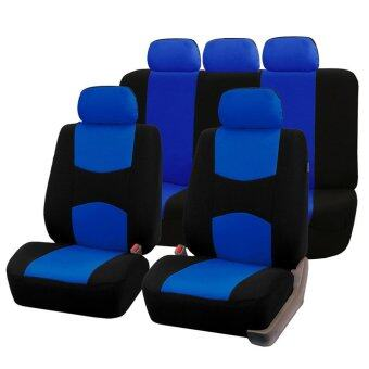 Allwin Front Rear Universal Car Seat Covers Auto Vehicles Accessories