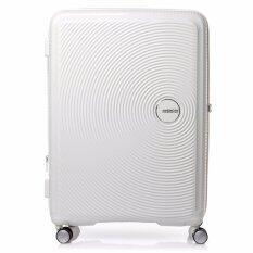 American Tourister กระเป๋าเดินทาง รุ่น CURIO SPINNER 80/30 EXP TSA สี WHITE