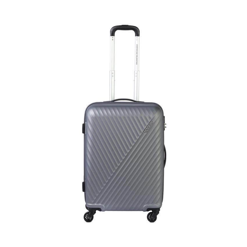 ced91ca2b4 AMERICAN TOURISTER กระเป๋าเดินทางรุ่น VISBY ขนาด 24 นิ้ว สี DARK GREY