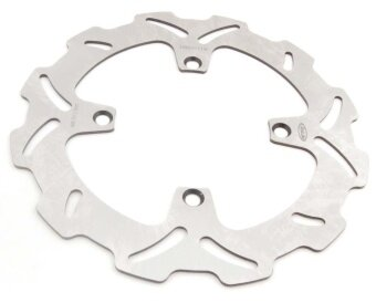Areyourshop Front Brake Disc Rotor For Kawasaki KX 125/250 06-08250 F/450 F 06-14 KLX 450 R - intl