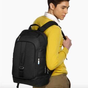 กระเป๋าเป้สะพายหลัง ชาย หญิง กันน้ำ สำหรับ Laptop 18นิ้ว รุ่น AS-B13 ( Black )
