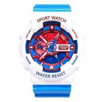 รีวิว best S SPORT นาฬิกาข้อมือ Unisex ได้ทั้งชายและใส่หญิง - GP9210(Doraemon Blue)