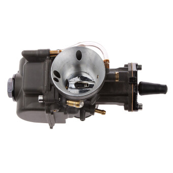Harga BolehDeals Carburetor 28mm 2-stroke For Scooter ATV Go Kart PWKCarb - intl