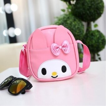 BSI Childrens Bag Princess Messenger Bag Girls Bag Children Messengerbag Female Cute Korean Small Bag Purse Mobile Phone Bag - intl