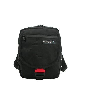 อยากขาย Carry-All กระเป๋าสะพายข้าง รุ่น13806 สีดำ