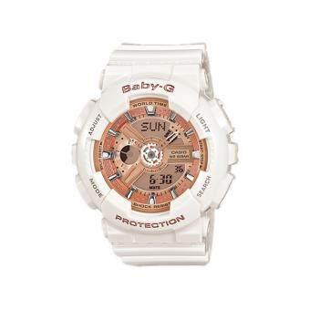 Casio Baby-G นาฬิกาข้อมือรุ่น BA-110-7A1DR - ประกัน CMG 1 ปี