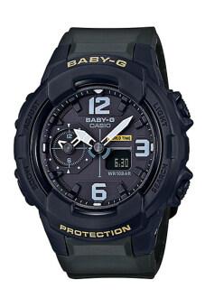 ต้องการขาย Casio เด็ก...จี BGA-230-3B อาการแข็งขืนของสตรีนาฬิกาสีดำ(free size)