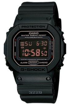 Casio G-Shock DW-5600MS-1 Black