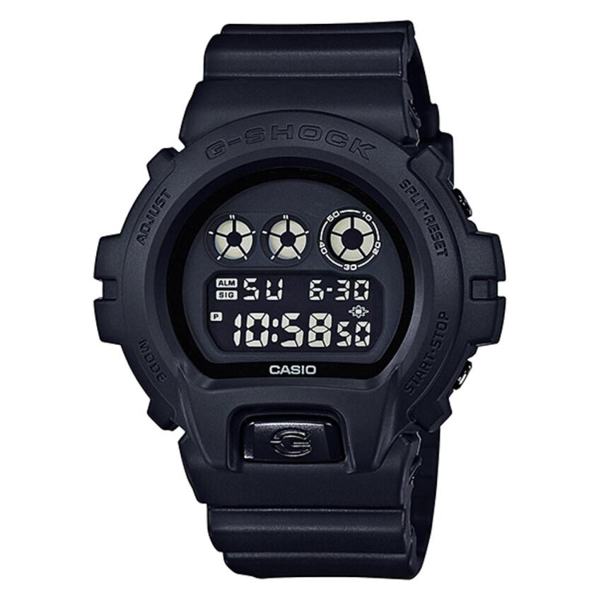 Casio G-Shock นาฬิกาข้อมือ - รุ่น DW-6900BB-1DR Black (ดำด้าน)