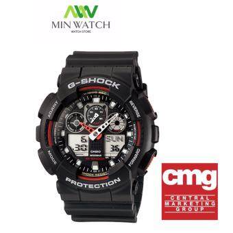 Casio G-Shock ������������������������������������������������������ ������������ ��������������������������� ������������ GA-100-1A4������������������CMG