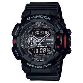 Casio G-Shock รุ่น GA-400-1B Limited Color - Black