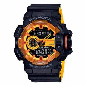 Casio G-Shock GA-400BY-1 Mineral Glass Watch For Men