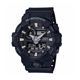 Casio G-Shock GA-700-1B Resin Band - intl