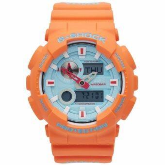 ซื้อ/ขาย Casio G-Shock นาฬิกาข้อมือผู้ชาย สายเรซิ่น รุ่น GAX-100X-4A