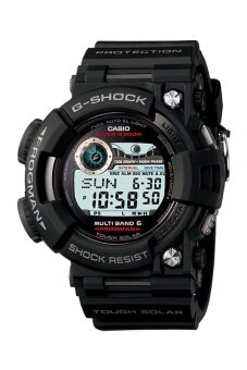 Casio G-Shock Men's Black Resin Strap Watch GWF-1000-1