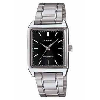 Casio MTP-V007D-1EUDF Men's Silver Stainless Steel Watch - intl