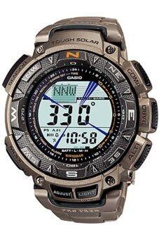 Casio Protrek นาฬิกาผู้ชาย PRG-240T-7 สีดำ(.....)