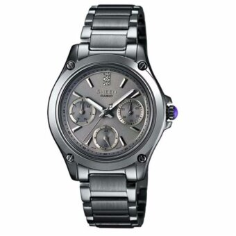 Casio Sheen SHE-3502BD-8A Stainless steel Watch For Women